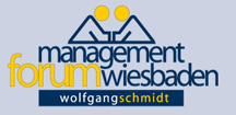 LOGO: Management Forum Wiesbaden